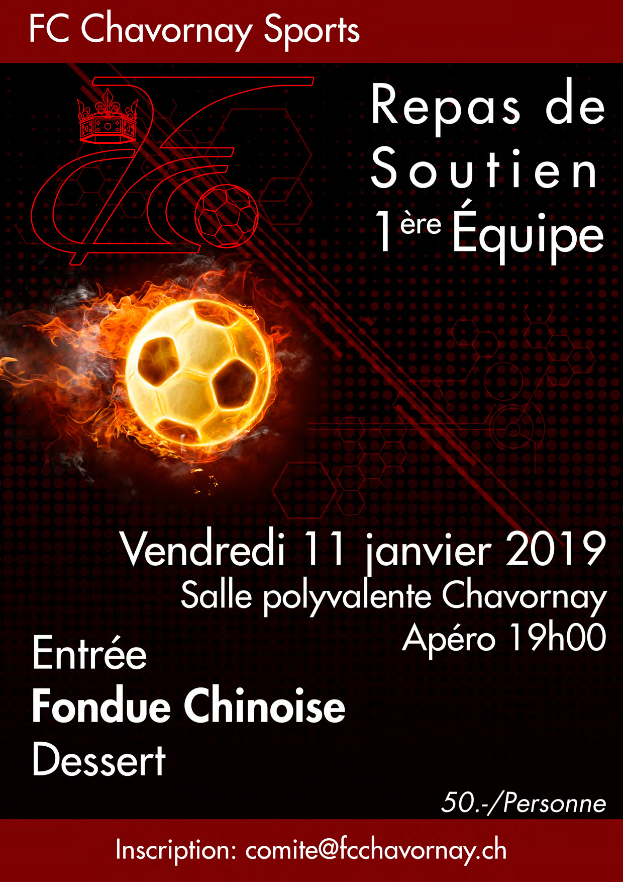 Rencontre 2018 chavornay